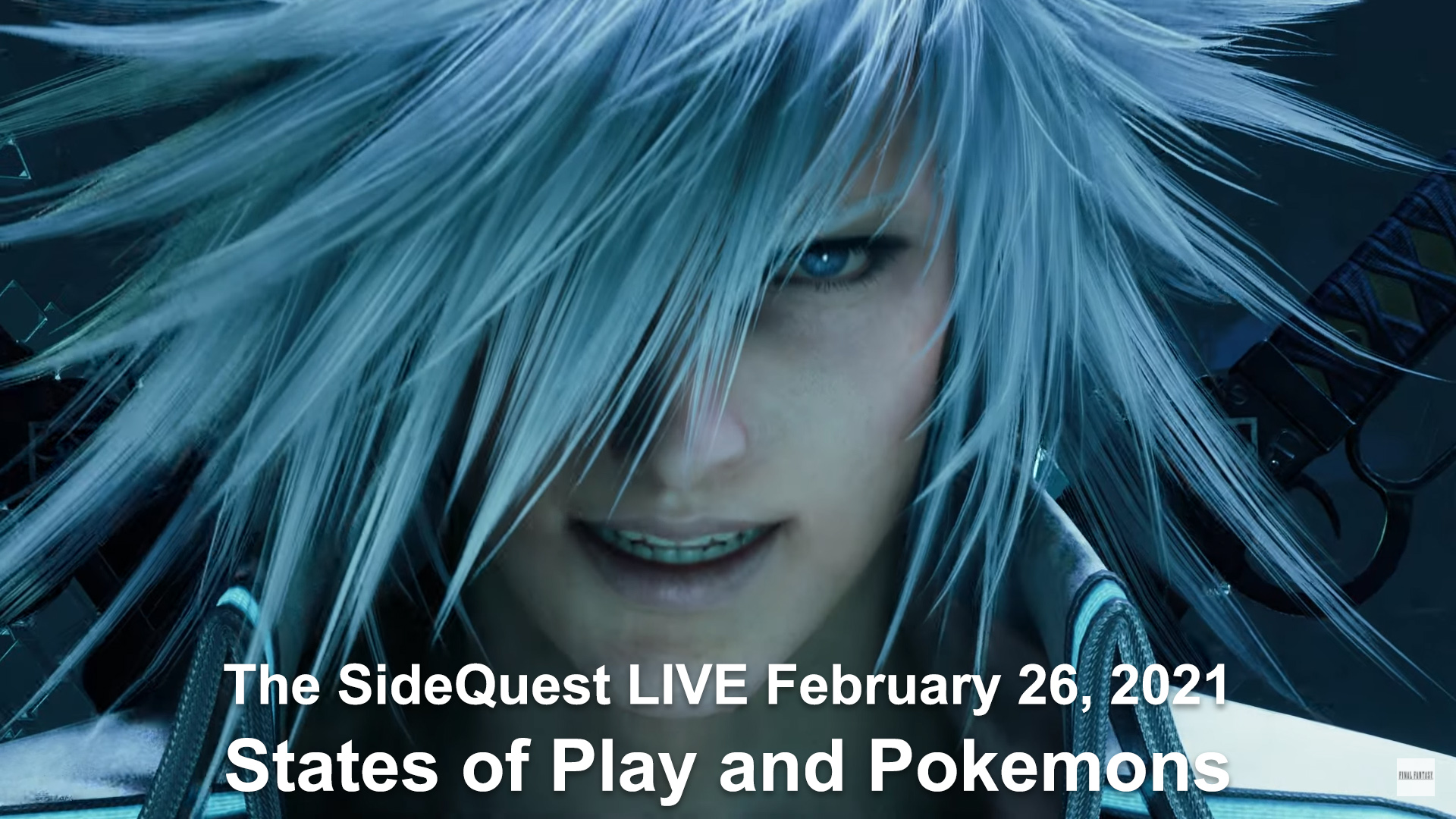The SideQuest LIVE February 26, 2021: States of Play and Pokemons