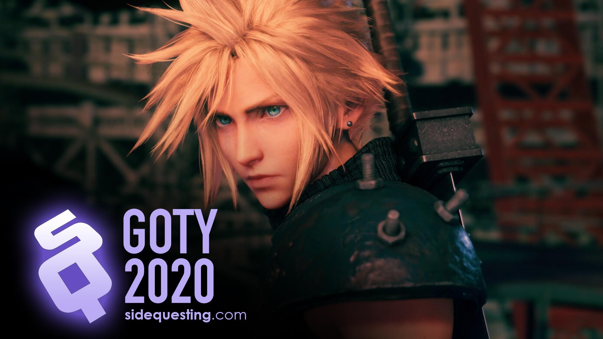 SideQuesting's GOTY 2020: Final Fantasy VII Remake