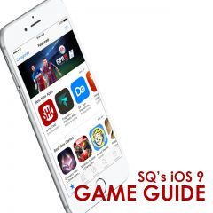 Now that you have iOS 9, here are the games to get