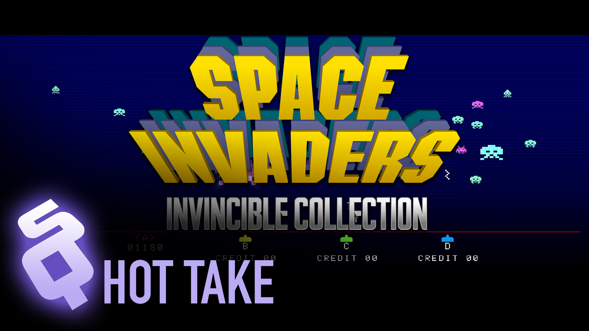 Hot Take Review: Space Invaders Invincible Collection