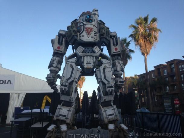 E3 2014: Nvidia rides a Titan into E3 [Gallery] | SideQuesting