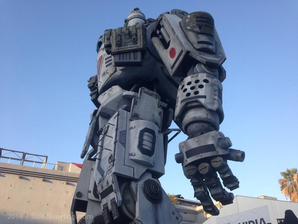 E3 2014: Nvidia rides a Titan into E3 [Gallery]