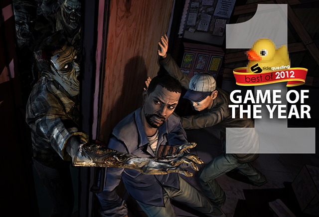 SideQuesting's Game of the Year 2012: The Walking Dead