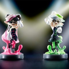 Nintendo reveals more Splatoon amiibo, including the Squid Sisters