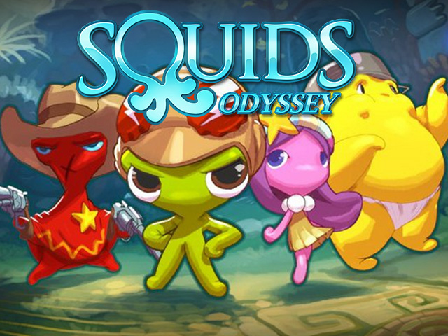 LTTP Review: Squids Odyssey is the turn-based squid game we needed (Wii U eShop)