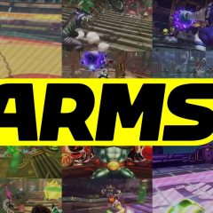 The next Super Smash Bros Ultimate fighter is from ARMS
