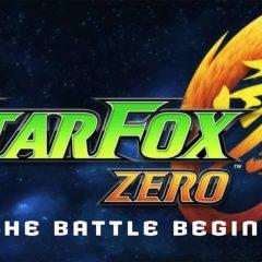 Saturday Morning Cartoons: Star Fox Zero – The Battle Begins (2016)