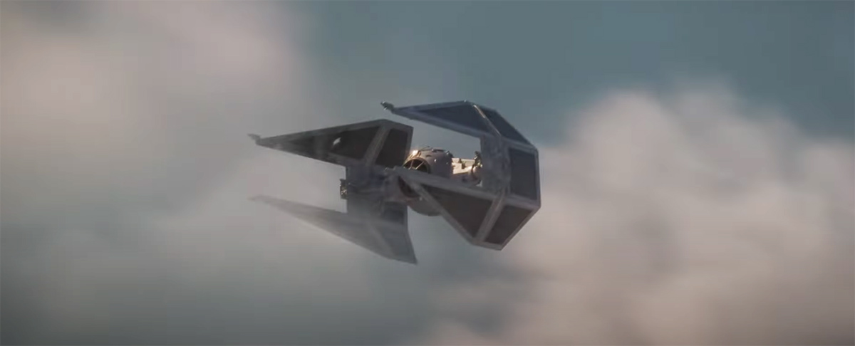 Star Wars Squadrons debuts CGI short film