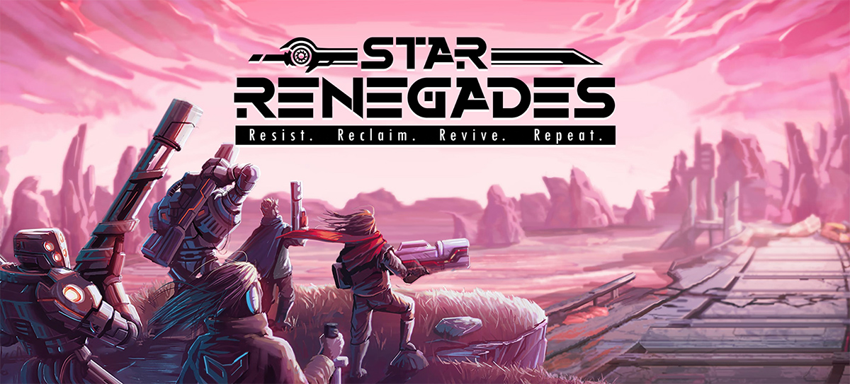 Preview: Star Renegades goes all in with an eclectic mix of sci-fi ingredients