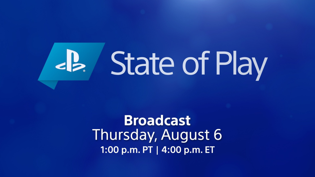 Sony announces State of Play for Thursday