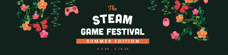 Valve's Steam Game Festival returns in warmer weather