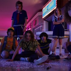 The Stranger Things 3 trailer brings the team together again