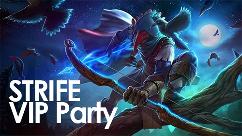 Strife VIP PAX Party