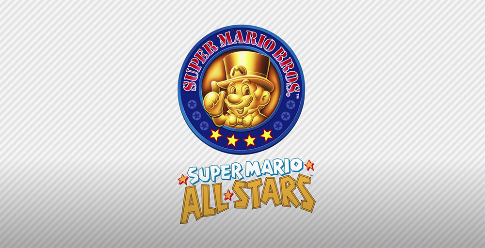 Super Mario All-Stars arrives on Nintendo Switch Online