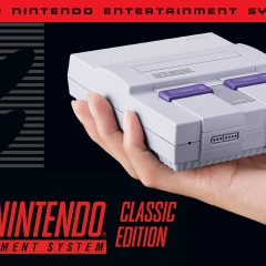 Super NES Classic Edition announced, coming September 29