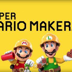 Nintendo reveals Super Mario Maker 2