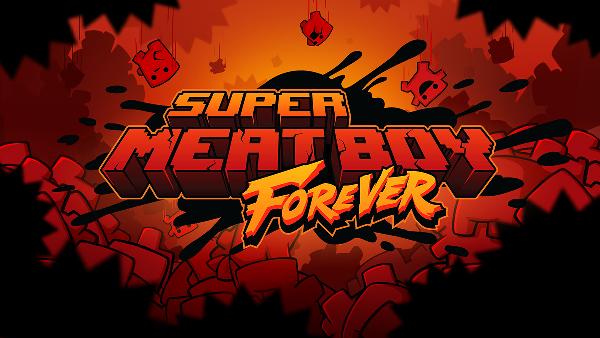 Preview: Running into buzzsaws with Super Meat Boy Forever