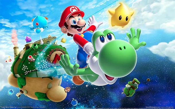 New Mario on WIi U
