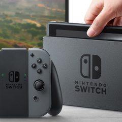Nintendo's Switch coming March 03, priced $299