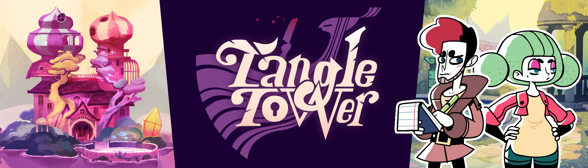 Tangle Tower review: Unraveling the web