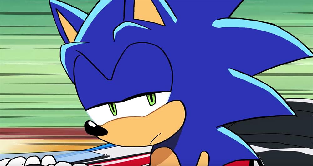 Saturday Morning Cartoons Team Sonic Racing Overdrive