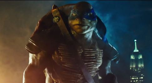The Teenage Mutant Ninja Turtles come alive in first trailer