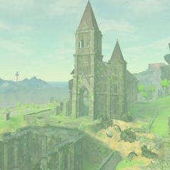 Nintendo reveals Temple of Time in new Breath of the Wild video