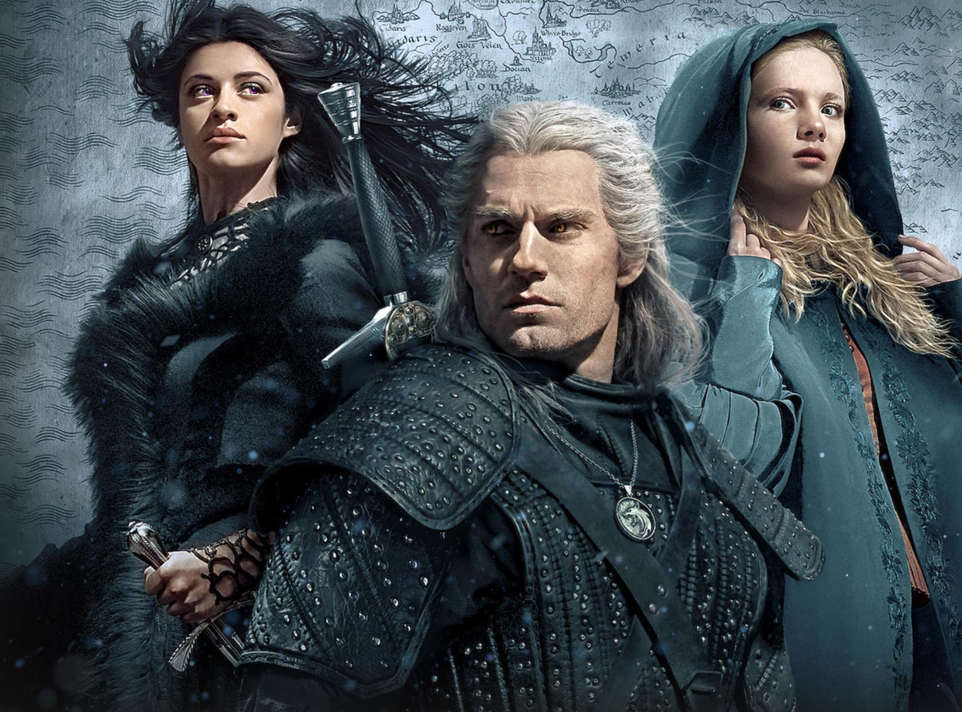 Netflix announces Witcher prequel series