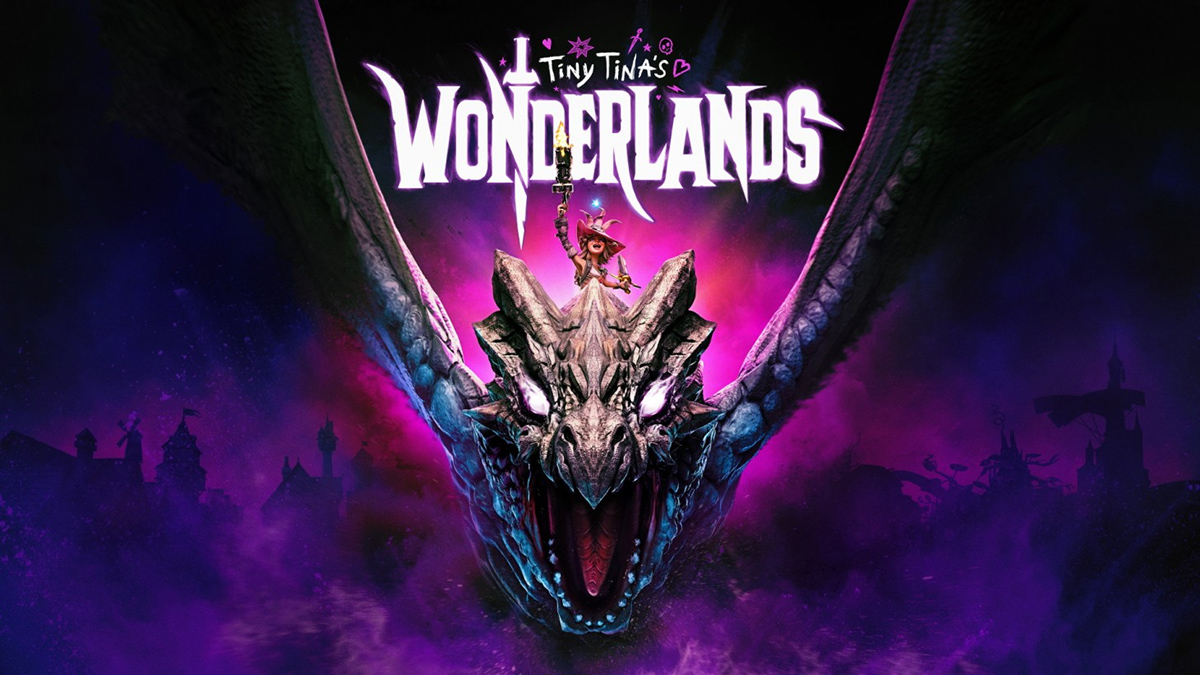 Tiny Tina's Wonderlands announced by Gearbox at Summer Game Fest