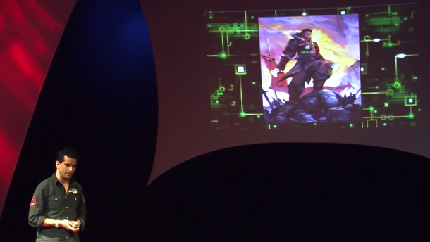Watch This: Tommy Tallarico's terrific TEDx talk about games as art in disguise