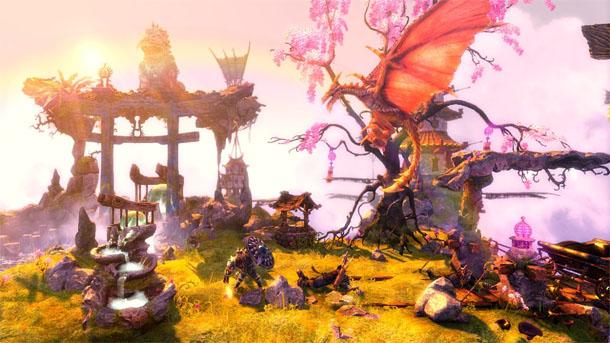 Trine 2 on Wii U