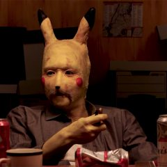 I would watch the hell out of True Detective Pikachu