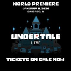 An interactive Undertale concert is coming to Chicago