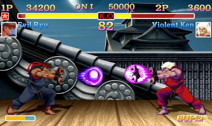 Ultra Street Fighter II Gets Action-Packed Trailer