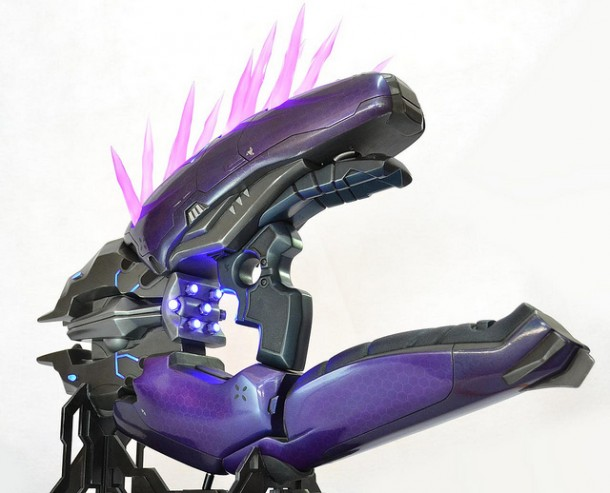 Halo 4 Needler prop