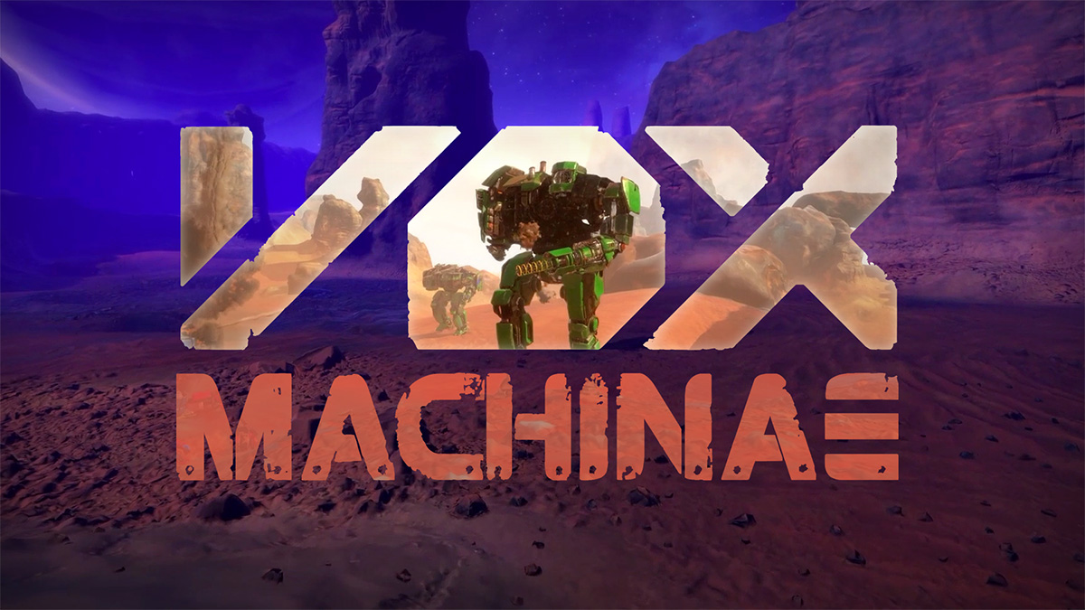 [PAX East] Vox Machinae puts me in the machine, right where I want to be