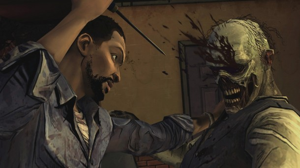 the walking dead screenshot