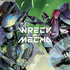 Wreck-A-Mecha review: Novelty is core deep