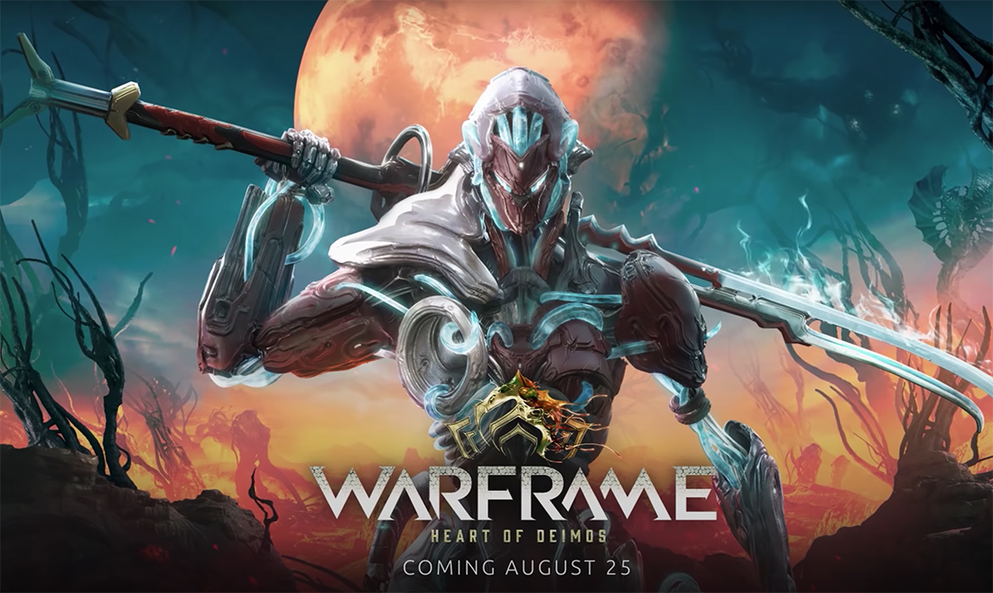 Digital Extremes reveals new Warframe expansion
