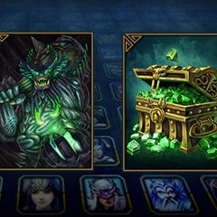 Giveaway: Win SMITE Founder's Packs and Tyr Skins!