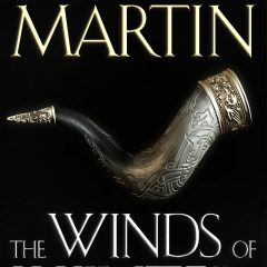 George RR Martin's Winds of Winter will not be released before Game of Thrones Season Six