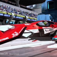 WipEout VR announced at Sony's PSX conference