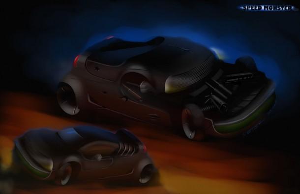 Seter Wu's Speed Monster