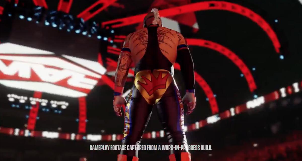 WWE 2K22 officially announced