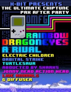 X-Bit PAX Prime Party