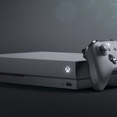 E3: Microsoft's Project Scorpio is now the Xbox One X, launches November 7 for $499