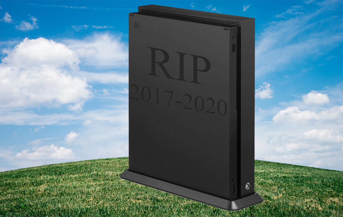 RIP XBox One