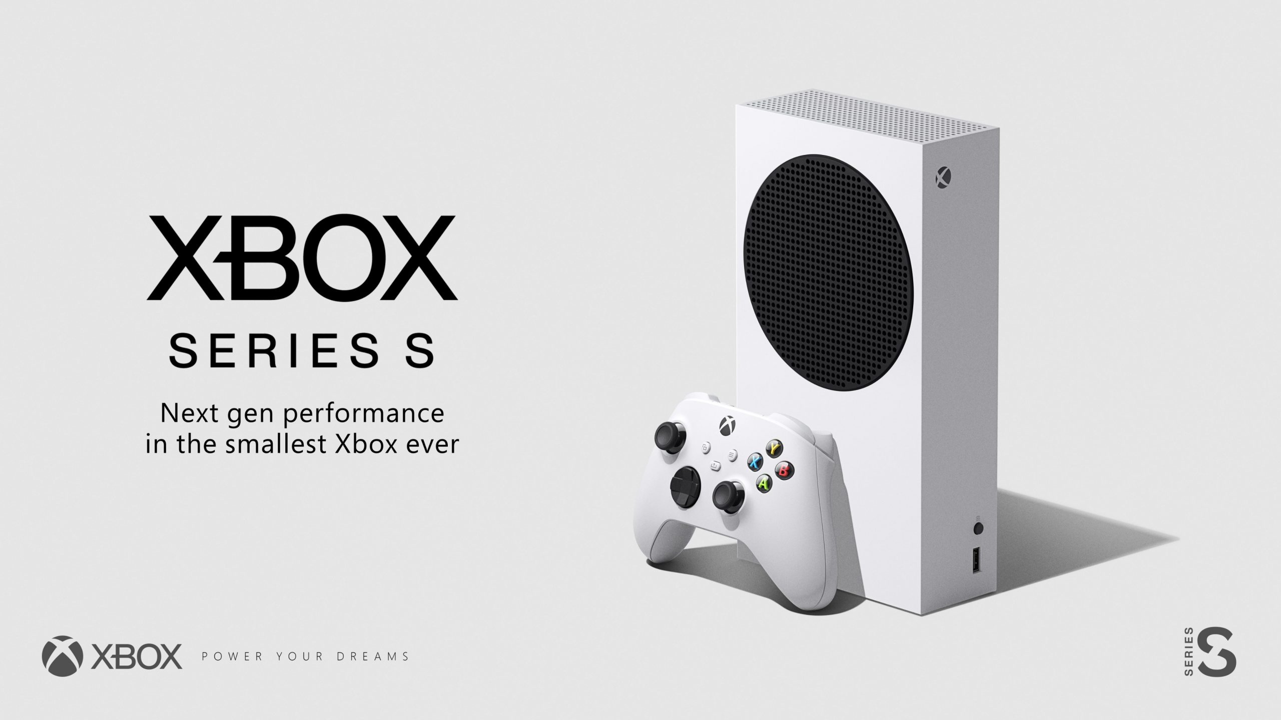 Microsoft formally reveals Xbox Series S