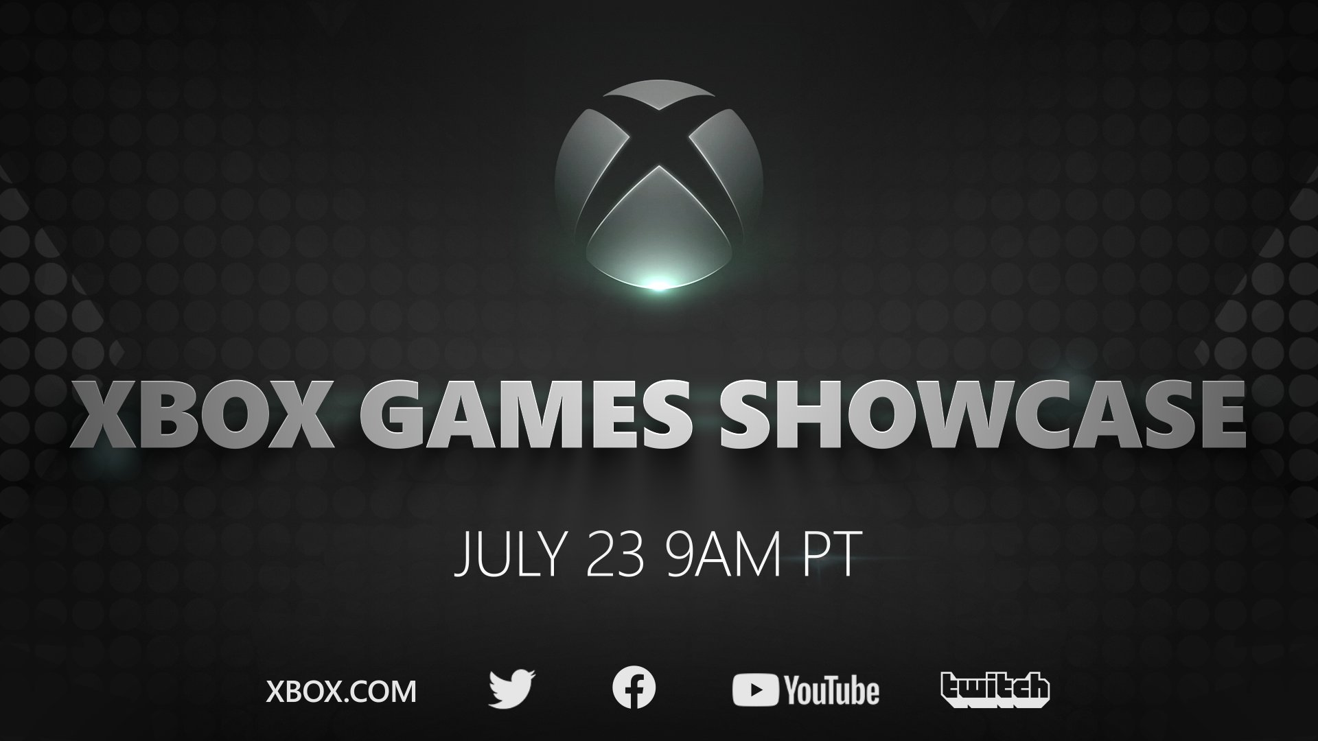 The Xbox Series X games showcase will take place July 23