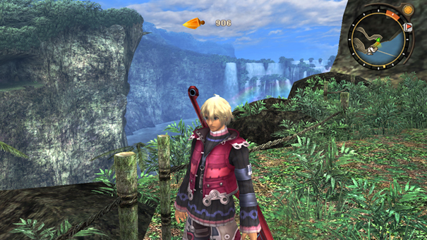 Xenoblade review screen